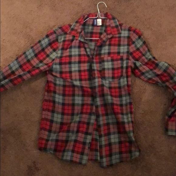 H&M Other - H&M Divided button up dress shirt